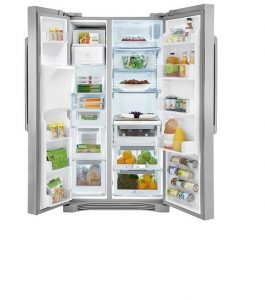 electrolux refrigerator for families