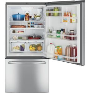 ge refrigerators for families
