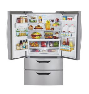 lg refrigerators for families