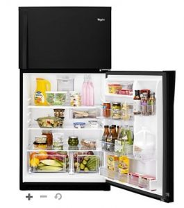 whirlpool refrigerators for families