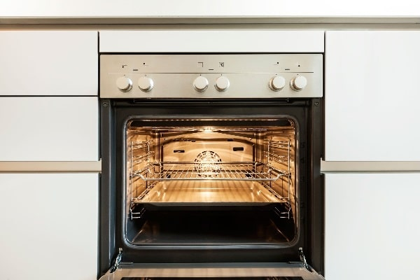 oven troubleshooting