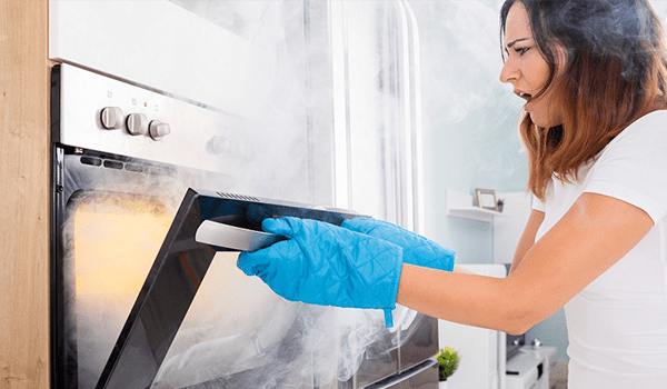 common oven repairs