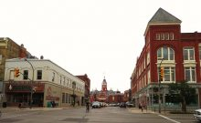 historic places in stratford